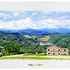 Campagna Vista da Monterubbiano