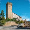 Moresco – Torre eptagonale